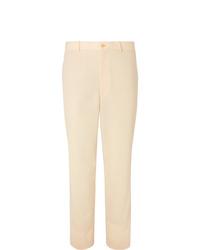 Pantalon de costume beige Auralee
