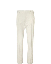 Pantalon de costume beige Hugo Boss