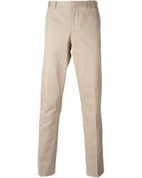 Pantalon de costume beige Paul Smith