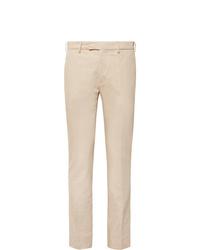 Pantalon de costume beige Salle Privée