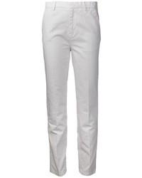 Pantalon de costume blanc