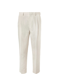 Pantalon de costume blanc Mr P.
