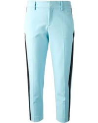 Pantalon de costume bleu clair original 2891949