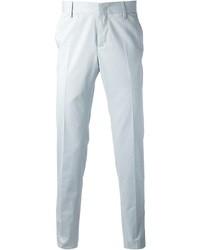 Pantalon de costume bleu clair