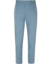 Pantalon de costume bleu clair Acne Studios