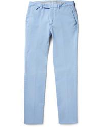 Pantalon de costume bleu clair Hackett