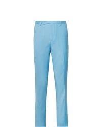 Pantalon de costume bleu clair Paul Smith