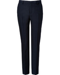 Pantalon de costume bleu marine original 1519629