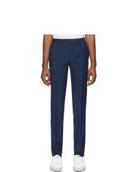 Pantalon de costume bleu marine BOSS