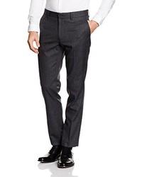 Pantalon de costume bleu marine Burton