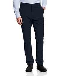 Pantalon de costume bleu marine CASUAL FRIDAY