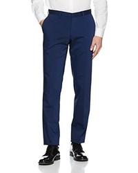 Pantalon de costume bleu marine Celio