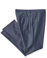 Pantalon de costume bleu marine Gabicci