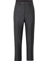 Pantalon de costume bleu marine Golden Goose Deluxe Brand