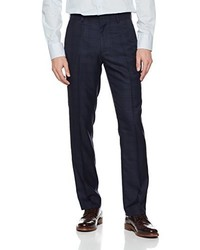 Pantalon de costume bleu marine Joe Browns