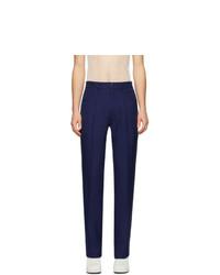 Pantalon de costume bleu marine Random Identities