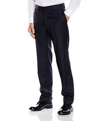 Pantalon de costume bleu marine Roy Robson