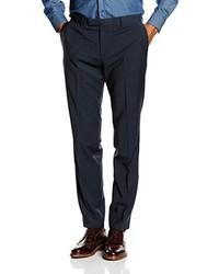 Pantalon de costume bleu marine s.Oliver