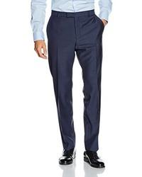Pantalon de costume bleu marine Strellson Premium