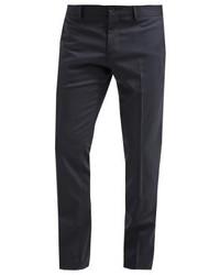 Pantalon de costume bleu marine Tiger of Sweden