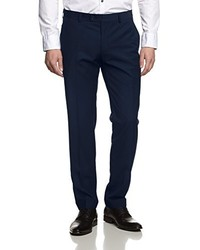 Pantalon de costume bleu marine Tom Tailor