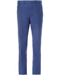 Pantalon de costume bleu