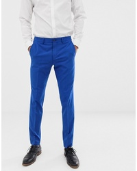 Pantalon de costume bleu Jack & Jones