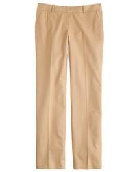 Pantalon de costume brun clair original 10284504