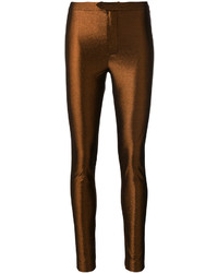 Pantalon de costume doré Isabel Marant