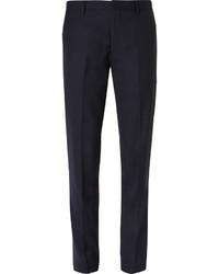 Pantalon de costume en laine bleu marine J.Crew