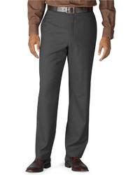 Pantalon de costume en laine gris foncé Lauren Ralph Lauren