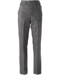 Pantalon de costume en laine gris Golden Goose Deluxe Brand