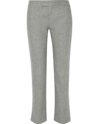 Pantalon de costume en laine gris Rag & Bone
