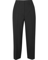 Pantalon de costume en laine noir Acne Studios