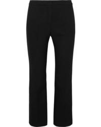 Pantalon de costume en laine noir Alexander McQueen