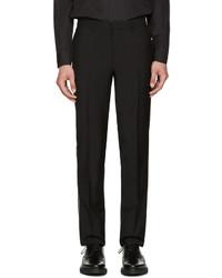 Pantalon de costume en laine noir Givenchy