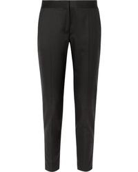 Pantalon de costume en laine noir Stella McCartney