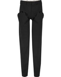 Pantalon de costume en laine noir Y/Project