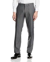 Pantalon de costume gris foncé Celio