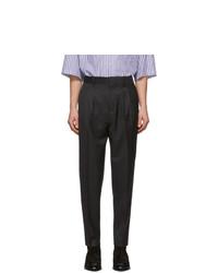 Pantalon de costume gris foncé Isabel Marant