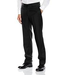 Pantalon de costume gris foncé Roy Robson