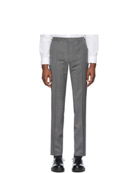 Pantalon de costume gris BOSS