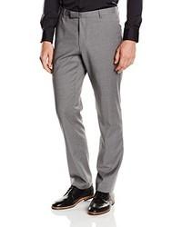 Pantalon de costume gris Bugatti