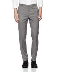 Pantalon de costume gris Burton