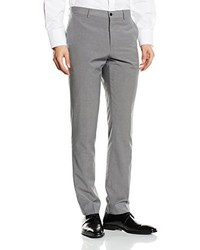 Pantalon de costume gris CASUAL FRIDAY
