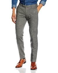 Pantalon de costume gris Cinque