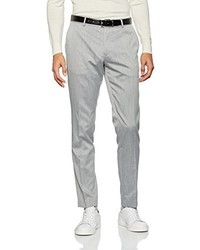 Pantalon de costume gris JACK & JONES PREMIUM