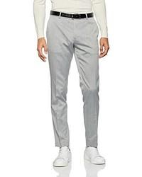 Pantalon de costume gris JACK & JONES PREMIUM