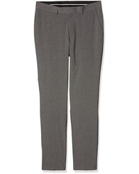 Pantalon de costume gris New Look
