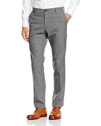 Pantalon de costume gris Selected